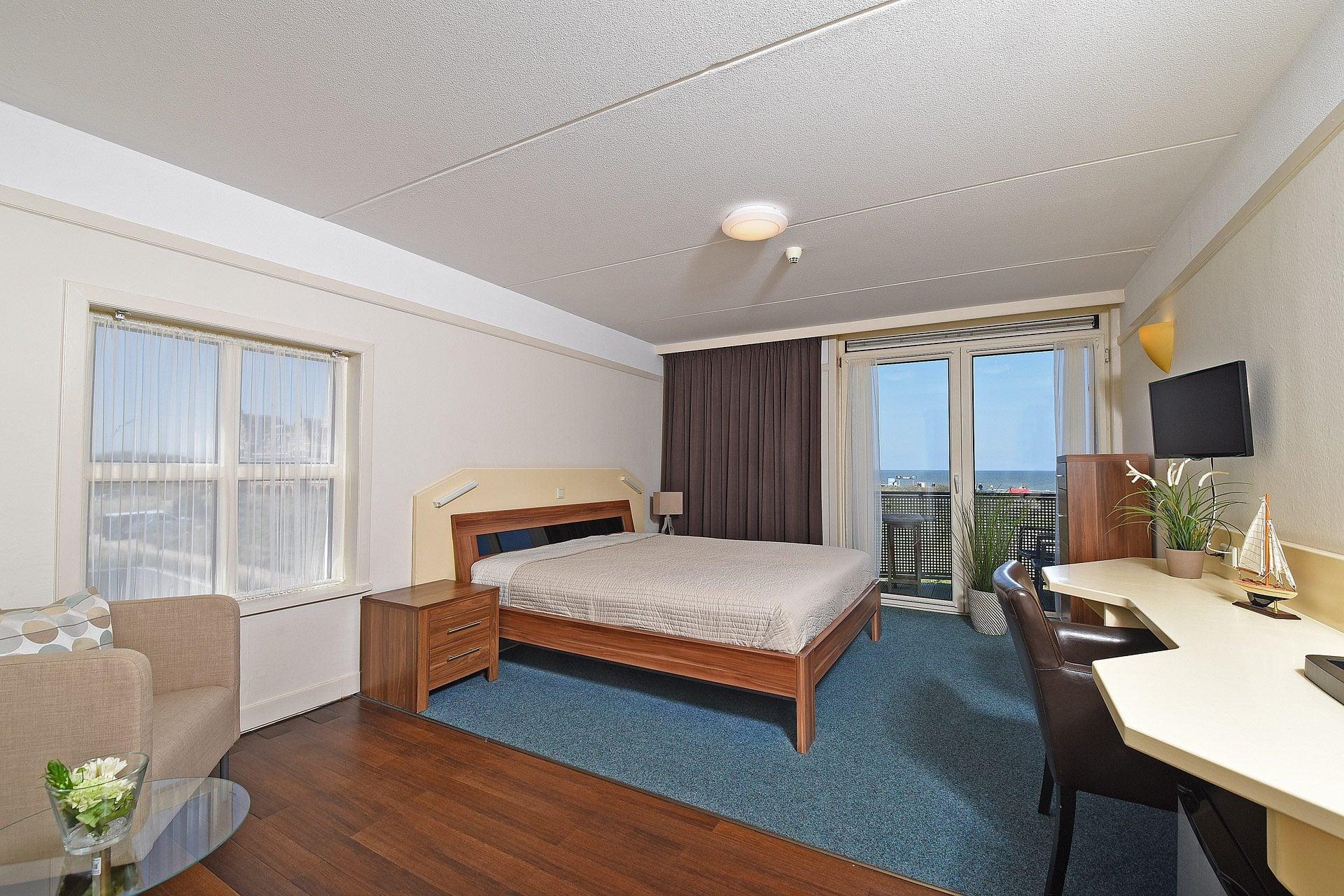 Zimmer - Hotel Nehalennia