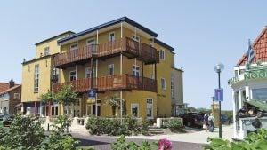 Kontakt - Hotel Nehalennia